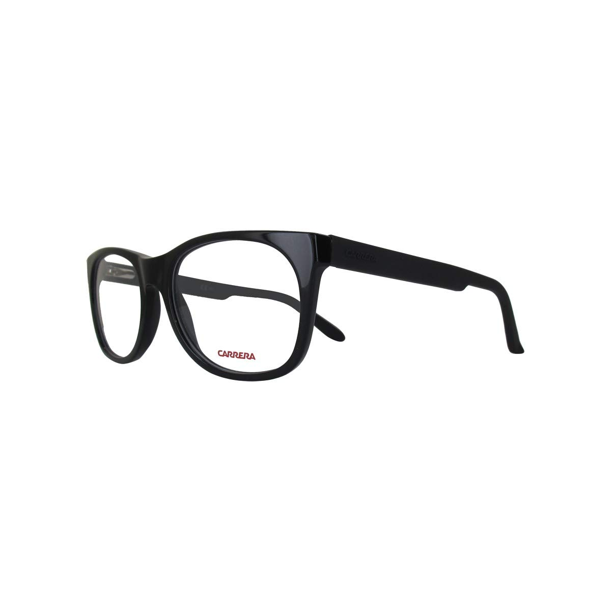 Matte Black Frame Black Carrera 6652 Eyeglass Frames CA6652-0KUN-5318 Lens Diameter 53mm,