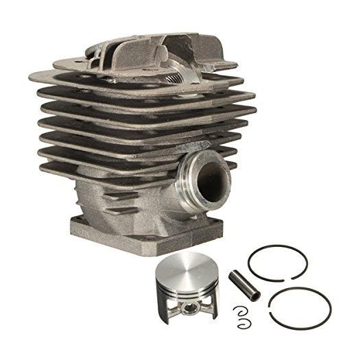 Alamor Kits De Piston Cylindre 48Mm Pour Scie À Chaîne Stihl 034 036 Ms360 11250201213