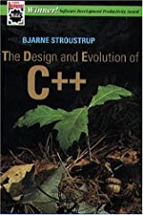 The Design and Evolution of C++ Paperback