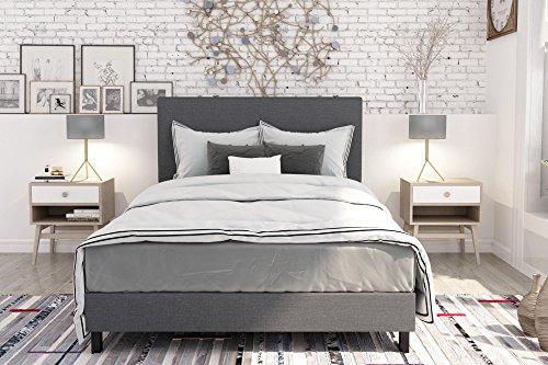 DHP Janford Upholstered Bed, Full