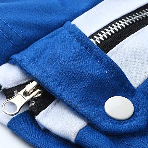 Fitness Décontracté De Survêtement Pantalon Lâche Bleu Jogging Mode Casual Chic Solike Pantalons Sport Pour Hommes Sweat Pgtznw