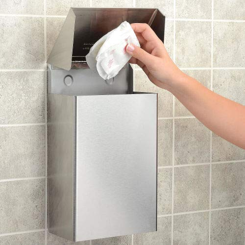 Frost Surface Mounted Sanitary Napkin Disposal - Stainless - 622(622)