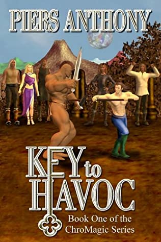 book cover of Key to Havoc