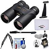 Nikon Monarch 7 10x42 ED ATB Waterproof/Fogproof Binoculars with Case + Harness +