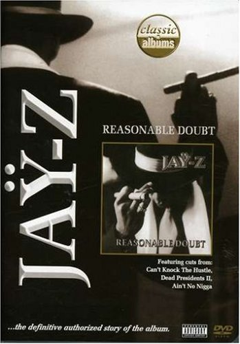 Price comparison product image Classic Albums: Jay-Z - Reasonable Doubt