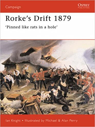 Book Rorke's Drift 1879: 'Pinned like rats in a hole' (Campaign)