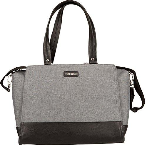 Tuc Tuc Clasico - Bolsa maternidad y cambiador, color gris