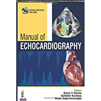 Manual Of Echocardiography With Dvd-Rom
