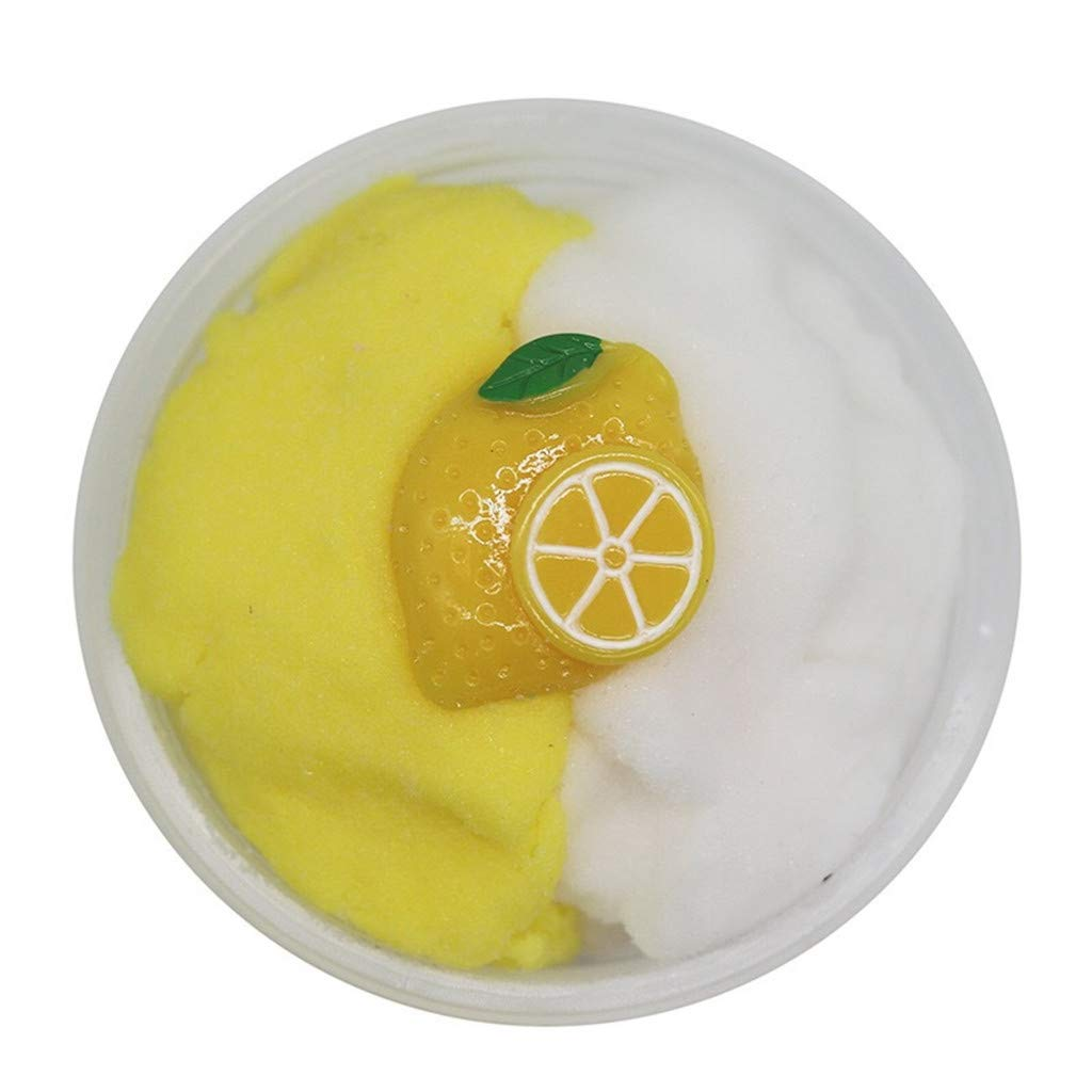 callm Beautiful Fruits Cloud Slime Putty Scented Stress Kids Clay Toy - 60ml by callm (Image #1)