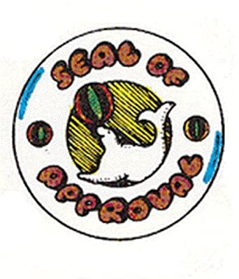 amazon com center enterprise d406 seal of approval stamp