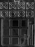 Cybrtrayd M060 Tic Tac Toe Miscellaneous Chocolate Candy Mold