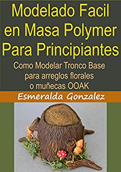 Amazon.com: MODELADO FACIL EN MASA POLYMER PARA