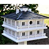 Home Bazaar Hand-made Clubhouse Bird House - Big Bird House - Home Decor