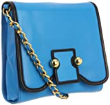 botkier Lucy Cross Body,Cyan,One Size, Bags Central