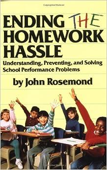 John rosemond homework