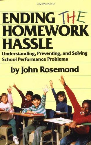 Read Online Ending the Homework Hassle pdf epub
