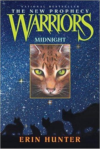 Lataa ilmaisia e-kirjoja tietokoneelle Midnight (Warriors: The New Prophecy, Book 1) Suomeksi PDF PDB CHM by Erin Hunter