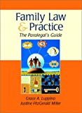 Family Law and Practice: The Paralegal's Guide