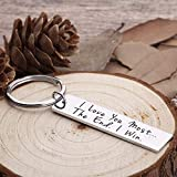 Husband Wife Keychain Gifts for Anniversary