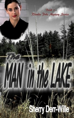book cover of The Man In The Lake