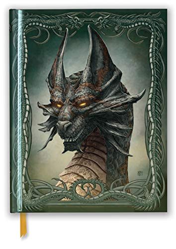 Kerem Beyit: Black Dragon (Blank Sketch Book) (Luxury Sketch Books)
