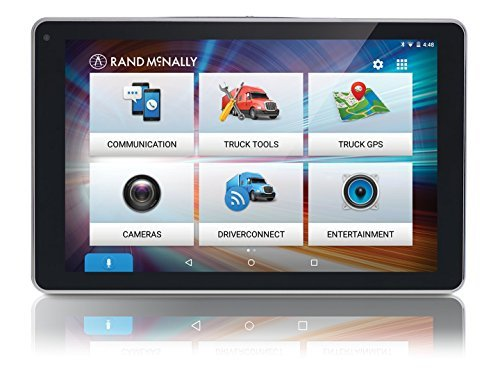 Rand McNally - OverDryve(TM) 7 Pro Truck Navigation with 7