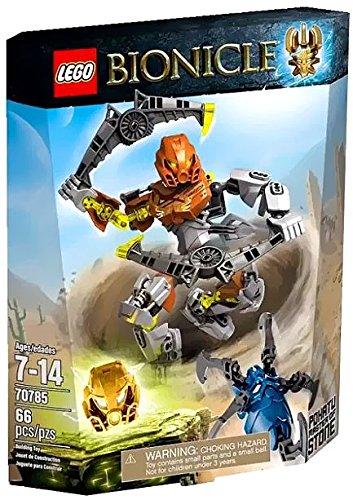 LEGO Bionicle Pohatu - Master of Stone Toy