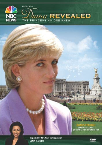 NBC News Presents: Diana Revealed, The Princess No One Knew by