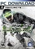 Tom Clancy's Splinter Cell Blacklist: Homeland Pack [Online Game Code]