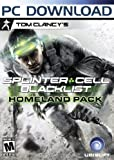 Tom Clancy's Splinter Cell Blacklist: Homeland Pack [Online Game Code]