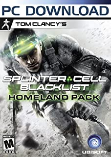 Tom Clancy's Splinter Cell Blacklist: Homeland Pack [Online Game Code] (B00FEOUGGU) | Amazon Products