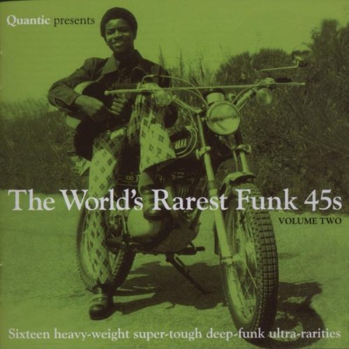 World's Rarest Funk 45's 2 by Quantic Presents the World's (2007-08-07) ()