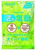 【お徳用3セット】匠の塩飴 マスカット味 100g×3セット
