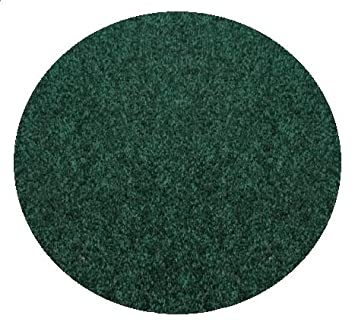 Amazon.com : Novelty Red or Green Christmas Round Carpet Tree ...