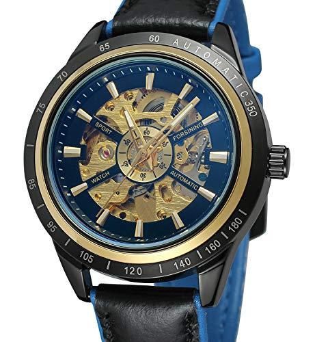 Buy glass watch steam punk