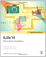 Apple Training Series: iLife '11 Front Cover