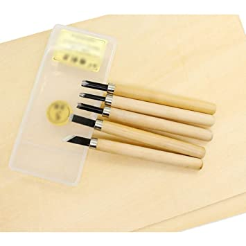 Amazon Com Professional Wood Carving Tool Hand Chisels