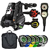 Divers Supply Scuba Package Special of The Month(Large/Puck Pro Plus...