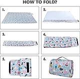 Picnic Blanket Waterproof Foldable