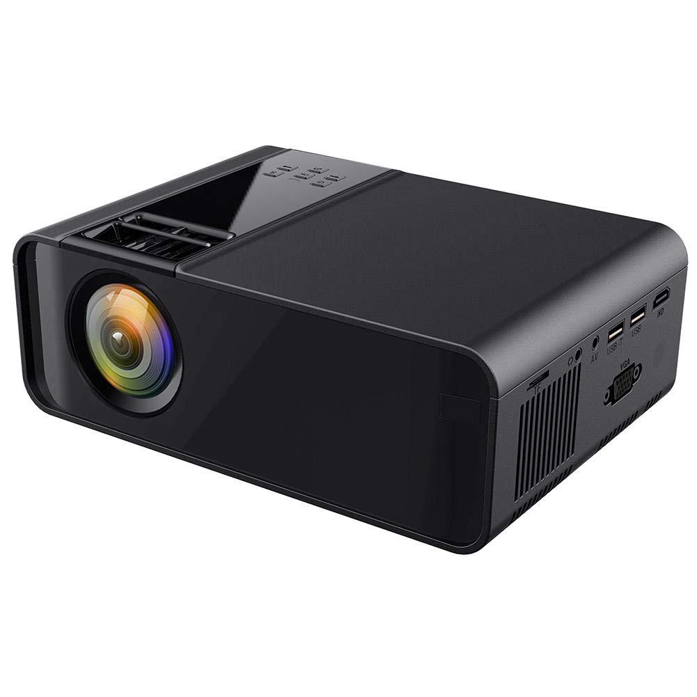 Tonysa Proyector WiFi Bluetooth, portátil 1080P Ultra-HD 4K LED ...