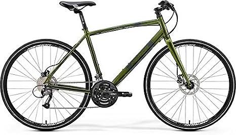 Merida Crossway Urban de 40 D 28 pulgadas Urban Bike Verde (2017), tamaño 55: Amazon.es: Deportes y aire libre