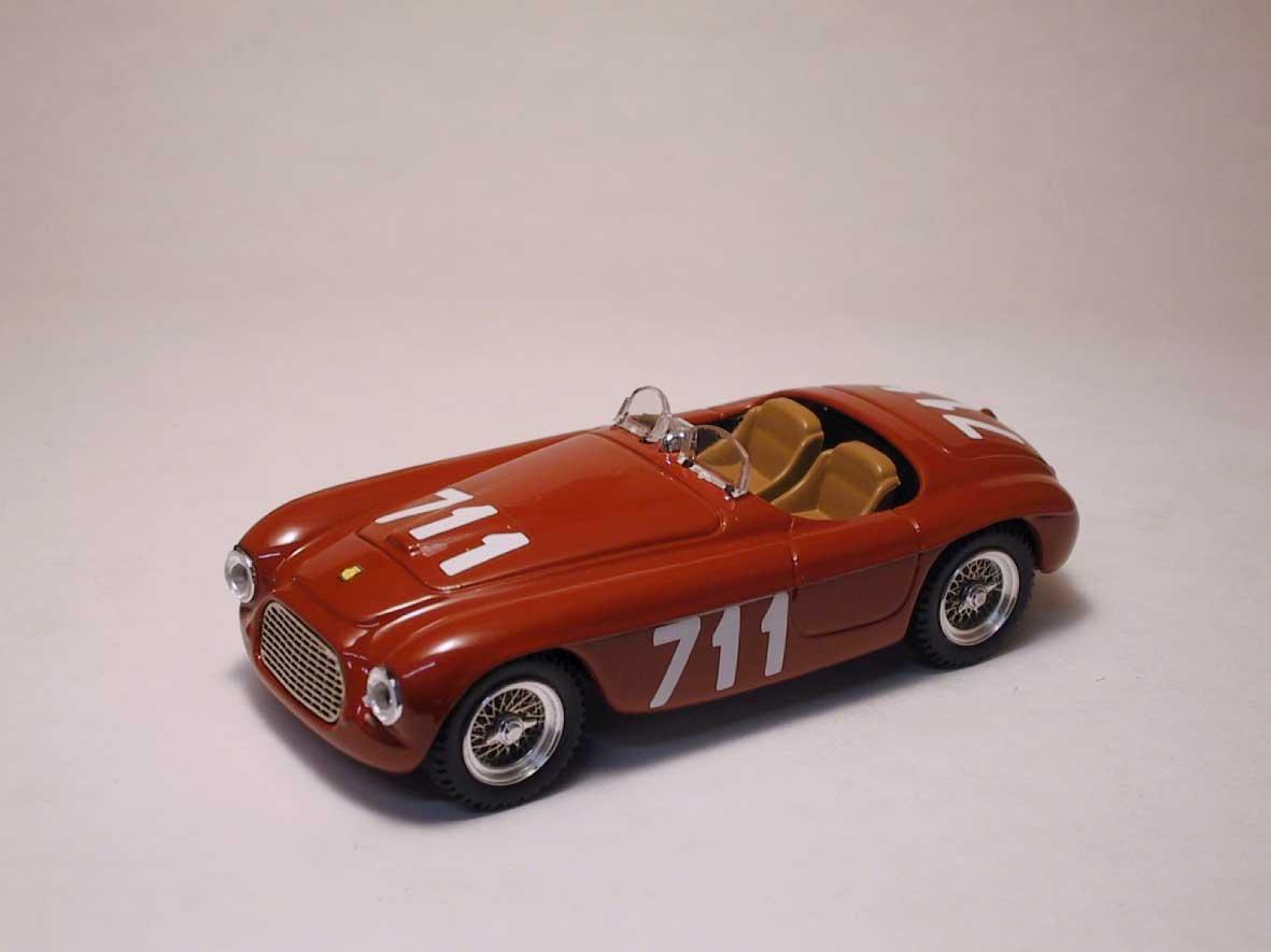 Ferrari 166 MM Spider MM 1950  711 Model AM0052