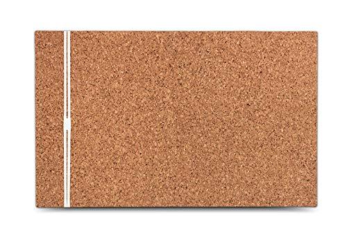 Premium Cork Bulletin Board - Iceberg 35010 Designer Cork Bulletin Board, 24