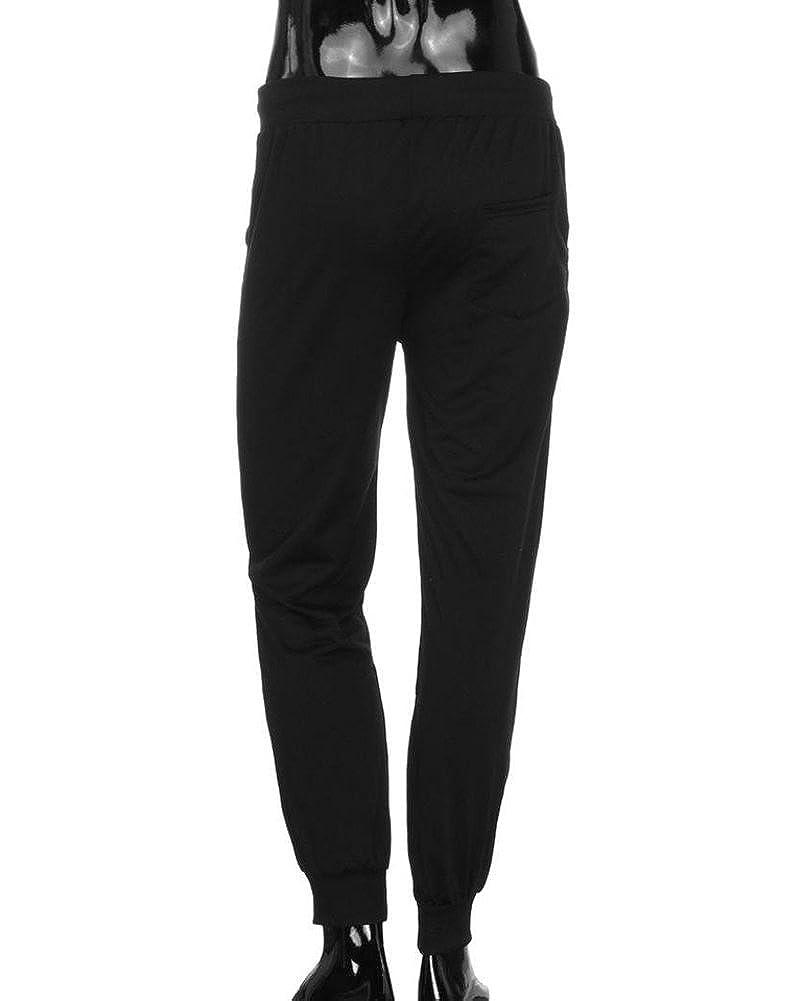 Tomwell Uomo Mode Casual Allenamento Pantaloni della Tuta Sportivi Cargo Jeans Jogging Slim Fit Pantalone Polsino