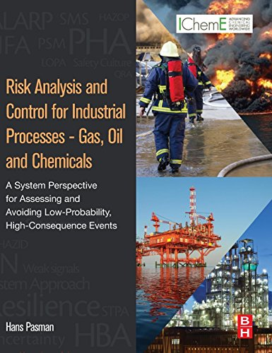 Risk Analysis and Control for Industrial Processes - Gas, Oil and Chemicals: A System Perspective for Assessing and Avoiding Low-Probability, High-Consequence ()