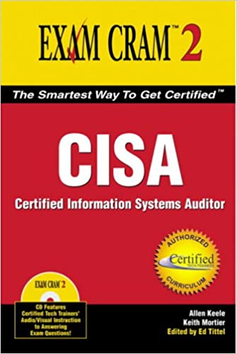 Cisa exam cram 2 certified information systems auditor cisa exam cram 2 certified information systems auditor 9780789732729 computer science books amazon fandeluxe Image collections