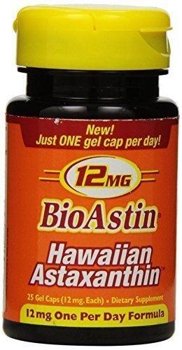Bioastin 12mg by NUTREX HAWAII