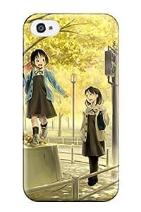 Amberlyn Bradshaw Farley's Shop animal boots car cat imaoka leaves shortsocks Anime Pop Culture Hard Plastic iPhone 4/4s cases 9467899K966938685