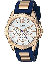 GUESS Women's U0325L8 Sporty Multi-Function Comfortable...