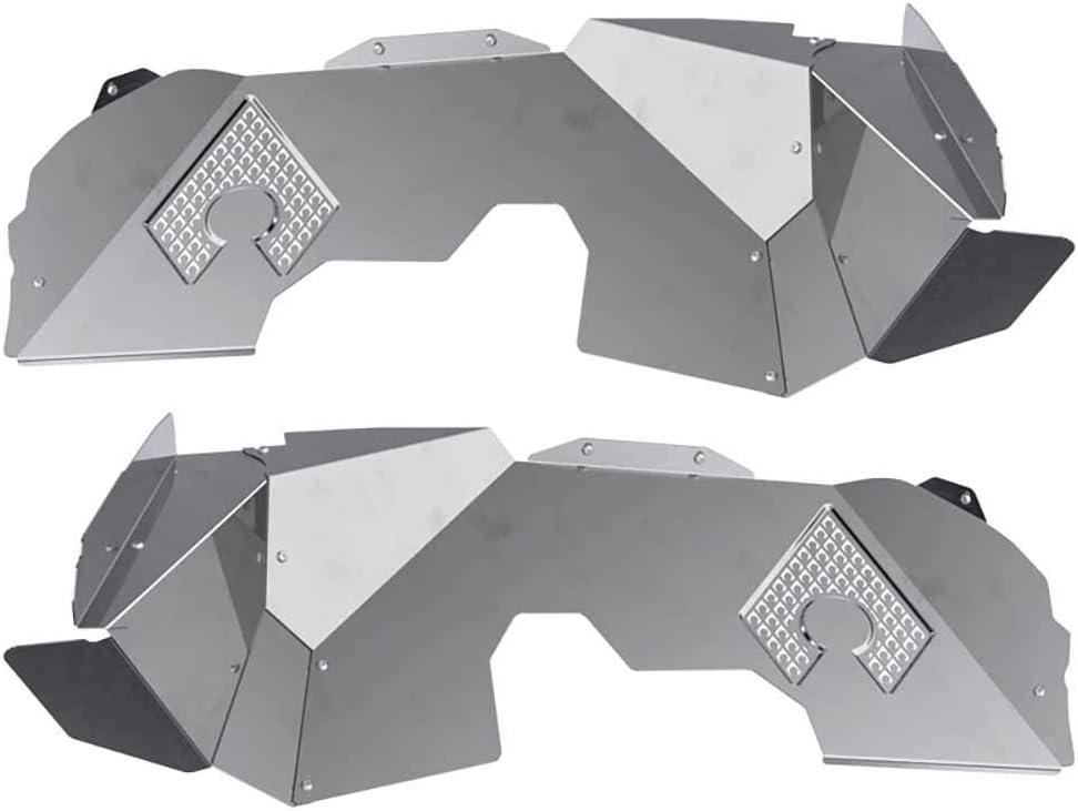 Artec Industries JL5110-GNKQ Jl Front Inner Fenders Freedom Edition